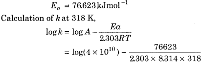 RBSE Solutions for Class 12 Chemistry Chapter 4 Chemical Kinetics image 44