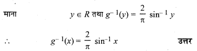RBSE Solutions for Class 12 Maths Chapter 1 Additional Questions 9