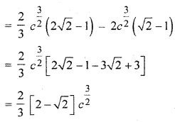 RBSE Solutions For Class 12 Maths Chapter 10.2 Definite Integral