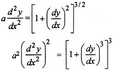 RBSE Solutions for Class 12 Maths Chapter 12 अवकल समीकरण Ex 12.1