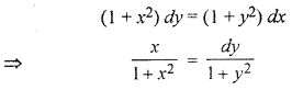 RBSE Solutions for Class 12 Maths Chapter 12 Differential Equation Ex 12.4