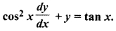RBSE Solutions for Class 12 Maths Chapter 12 Differential Equation Ex 12.8