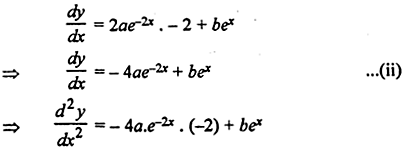 RBSE Solutions for Class 12 Maths Chapter 12 अवकल समीकरण Ex 12.3