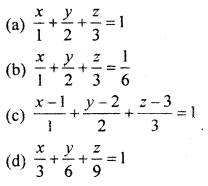 RBSE Solutions for Class 12 Maths Chapter 14 Three Dimensional Geometry Miscellaneous Exercise