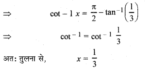 RBSE Solutions for Class 12 Maths Chapter 2 Additional Questions 14