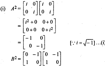 RBSE Solutions for Class 12 Maths Chapter 3 Additional Questions 57