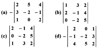 RBSE Solutions for Class 12 Maths Chapter 4 Ex 4.2 Additional Questions 10