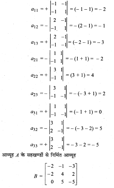 RBSE Solutions for Class 12 Maths Chapter 5 Additional Questions 39