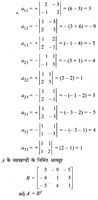 RBSE Solutions for Class 12 Maths Chapter 5 Additional Questions 52