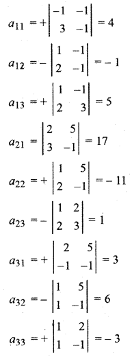 RBSE Solutions for Class 12 Maths Chapter 5 Ex 5.1 11