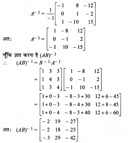 RBSE Solutions for Class 12 Maths Chapter 5 Ex 5.1 41