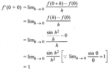 RBSE Solutions for Class 12 Maths Chapter 6 Additional Questions 14