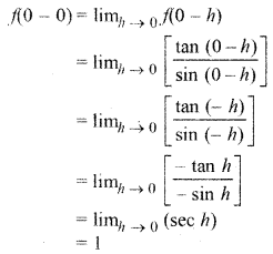 RBSE Solutions for Class 12 Maths Chapter 6 Additional Questions 19