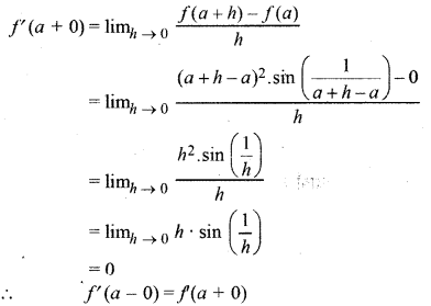RBSE Solutions for Class 12 Maths Chapter 6 Additional Questions 44