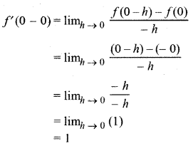 RBSE Solutions for Class 12 Maths Chapter 6 Additional Questions 50