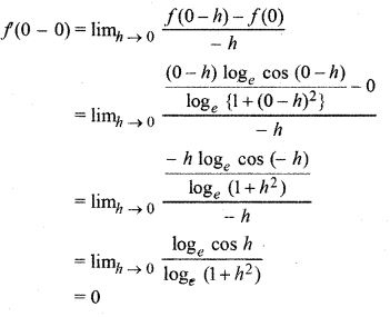 RBSE Solutions for Class 12 Maths Chapter 6 Additional Questions 53