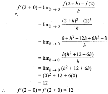 RBSE Solutions for Class 12 Maths Chapter 6 Additional Questions 59