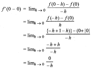 RBSE Solutions for Class 12 Maths Chapter 6 Additional Questions 9