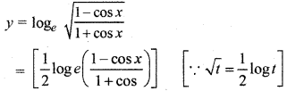 RBSE Solutions for Class 12 Maths Chapter 7 अवकलन Ex 7.1 12