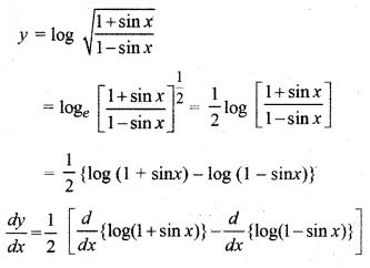 RBSE Solutions for Class 12 Maths Chapter 7 अवकलन Ex 7.1 16