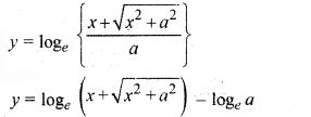 RBSE Solutions for Class 12 Maths Chapter 7 अवकलन Ex 7.1 19