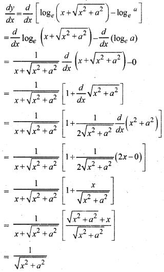 RBSE Solutions for Class 12 Maths Chapter 7 अवकलन Ex 7.1 20