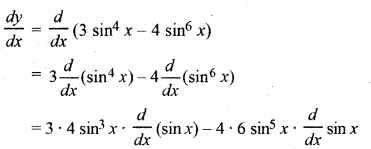 RBSE Solutions for Class 12 Maths Chapter 7 अवकलन Ex 7.1 30