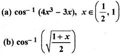 RBSE Solutions for Class 12 Maths Chapter 7 अवकलन Ex 7.2 15