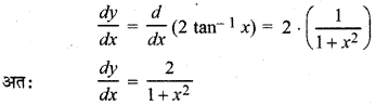 RBSE Solutions for Class 12 Maths Chapter 7 अवकलन Ex 7.2 26