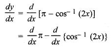 RBSE Solutions for Class 12 Maths Chapter 7 अवकलन Ex 7.2 32