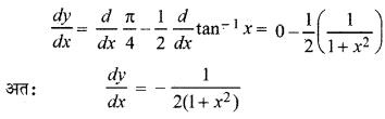 RBSE Solutions for Class 12 Maths Chapter 7 अवकलन Ex 7.2 44