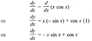 RBSE Solutions for Class 12 Maths Chapter 7 Ex 7.5 5