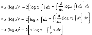 RBSE Solutions for Class 12 Maths Chapter 9 समाकलन Ex 9.6
