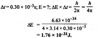 RBSE Solutions for Class 12 Physics Chapter 13 प्रकाश विद्युत प्रभाव एवं द्रव्य तरंगें Numeric Q 9