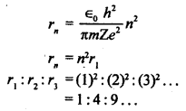 RBSE Solutions for Class 12 Physics Chapter 14 परमाणवीय भौतिकी vesh Q 6