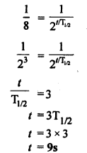 RBSE Solutions for Class 12 Physics Chapter 15 नाभिकीय भौतिकी nu Q 3.1
