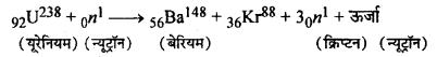 RBSE Solutions for Class 12 Physics Chapter 15 नाभिकीय भौतिकी sh Q 13