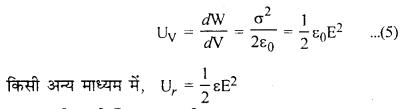 RBSE Solutions for Class 12 Physics Chapter 2 गाउस का नियम एवं उसके अनुप्रयोग 22