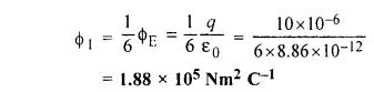 RBSE Solutions for Class 12 Physics Chapter 2 गाउस का नियम एवं उसके अनुप्रयोग 56