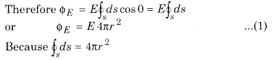 RBSE Solutions for Class 12 Physics Chapter 2 Gauss's Law and its Applications 33