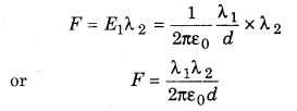 RBSE Solutions for Class 12 Physics Chapter 2 Gauss's Law and its Applications 36