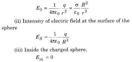 RBSE Solutions for Class 12 Physics Chapter 2 Gauss's Law and its Applications 38