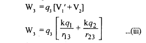 RBSE Solutions for Class 12 Physics Chapter 3 विद्युत विभव 30