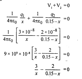 RBSE Solutions for Class 12 Physics Chapter 3 विद्युत विभव 72