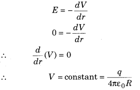 RBSE Solutions for Class 12 Physics Chapter 3 Electric Potential 23