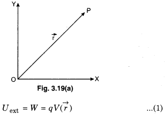 RBSE Solutions for Class 12 Physics Chapter 3 Electric Potential 43