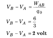 RBSE Solutions for Class 12 Physics Chapter 3 Electric Potential 63