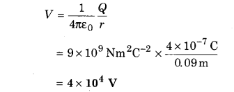 RBSE Solutions for Class 12 Physics Chapter 3 Electric Potential 75