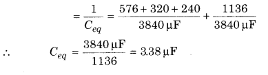 RBSE Solutions for Class 12 Physics Chapter 4 Electrical Capacitance 16