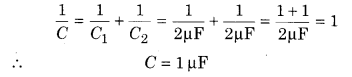 RBSE Solutions for Class 12 Physics Chapter 4 Electrical Capacitance 21